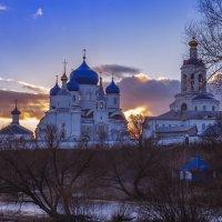 Вечерние краски :: Сергей Цветков