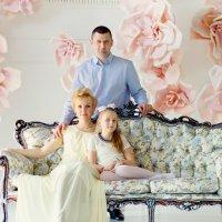 Семейный портрет :: Мария Курицына