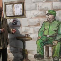 Бойцы обсуждают минувшие дни... :: Алекс Аро Аро