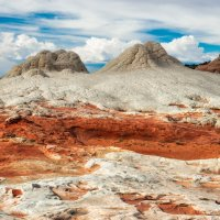 Марсианский ландшафт :: Lucky Photographer