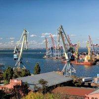 Порт. :: Вахтанг Хантадзе