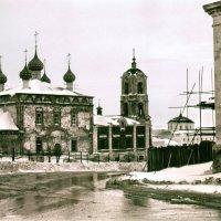 Исторический уголок города Касимова :: Николай Варламов