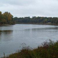 Осіння річка. :: Андрий Майковский