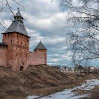пейзаж :: Евгений Никифоров