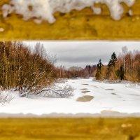 Зимняя оттепель :: Виктор Заморков