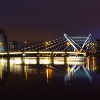 Лазаревский мост. :: Frol Polevoy