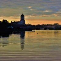 Выборг на закате... :: Sergey Gordoff