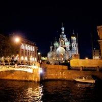 Санкт-Петербург волшебной грусти... мой город призрачной мечты... :: Лара ***