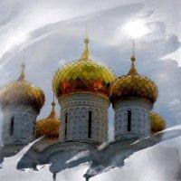 БЛАГОВЕЩЕНЬЕ ПРИШЛО :: Анатолий Восточный