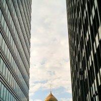 Старое и новое. Москва :: Tanja Gerster
