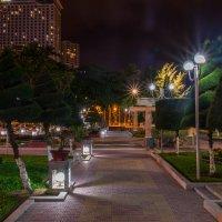 Ночной парк. :: Ruslan