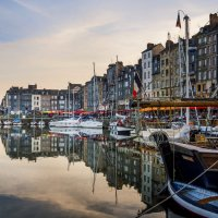 Honfleur, Normandy :: Valery