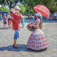 Заинтересованный разговор. :: Вахтанг Хантадзе