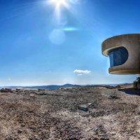 кратер РАМОН. площадка обозрения :: Евгений Мельников