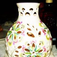 Семикаракорская керамика. Подсвечник :: татьяна