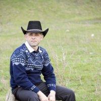 Почти ковбой в поле :: Дмитрий Внуков