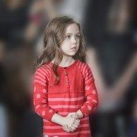 Незнакомка :: Елена Логачева