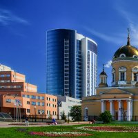 Такая разная архитектура :: vladimir Bormotov