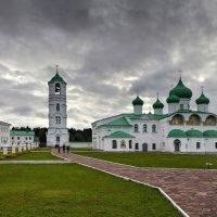 Преображенская часть Алексанро-Свирского монастыря :: Константин