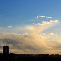 Мартовские небесные чудеса :: Татьяна Ломтева