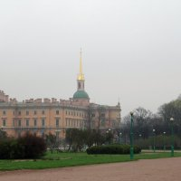 Михайловский замок :: Вера Щукина