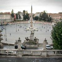 Рим: Народная плащадь :: Елена Митряйкина