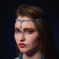 Портрет в восточном стиле :: Александр Маточкин