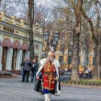 Один гетьман на всю Одессу!..) :: Вахтанг Хантадзе