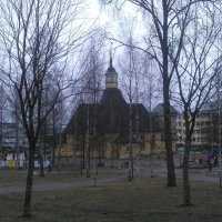 Центр финского города Лаппеенранта. (Апрель 2017г.) :: Светлана Калмыкова