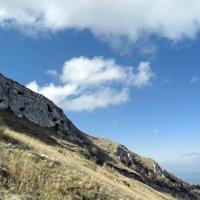 Сентябрь, на горной тропе :: Сергей Анатольевич