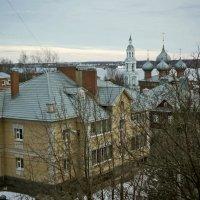 Вид из окна :: Ольга Маркова
