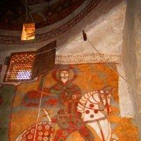 Фрески в Коптском монастыре Святого Антония в Египте :: spm62 Baiakhcheva Svetlana