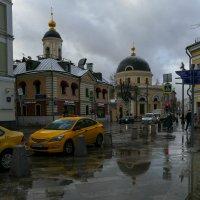 Храм иконы Божией Матери «Всех скорбящих Радость» на Б.Ордынке (Москва) :: Юрий Поляков