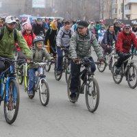 Открытие велосезона 2017 во Владивостоке :: Владимир Леликов