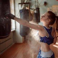 Тренировка :: Татьяна Сажина