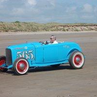 Ford Model B Roadster :: Natalia Harries