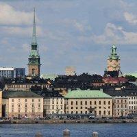 Стокгольм :: Валерий Подорожный