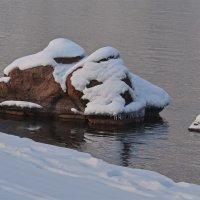 Зимний берег :: Татьяна Соловьева