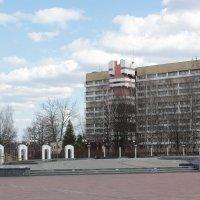 Новополоцк, общежитие :: Вера Аксёнова