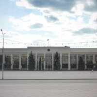 Новополоцк, площадь :: Вера Аксёнова