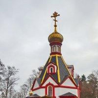 Церковь Давида Серпуховского. :: Юрий Шувалов