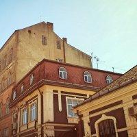 Воскресный город :: Сергей Форос