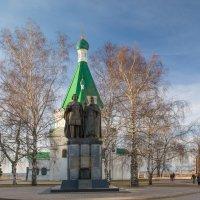 Храм в честь Архангела Михаила. НН.3 :: Андрей Ванин