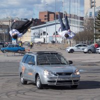 Мир автомобиля 2017 (каскадеры) :: Михаил Сергеевич Карузин