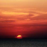 Магия заката :: Евгеша Сафронова