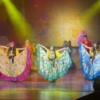 Цыганский танец :: К Елена