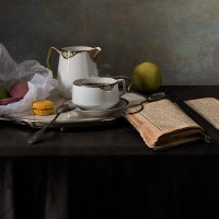 Чашка кофе :: Татьяна Карачкова