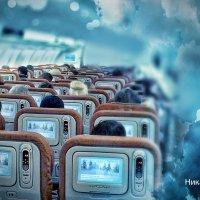 Небесные пилигримы :: Виктор Никаноров