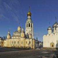 Вологда,  Кремлевская площадь :: Вячеслав