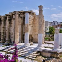 Руины библиотеки Адриана :: Андрей K.